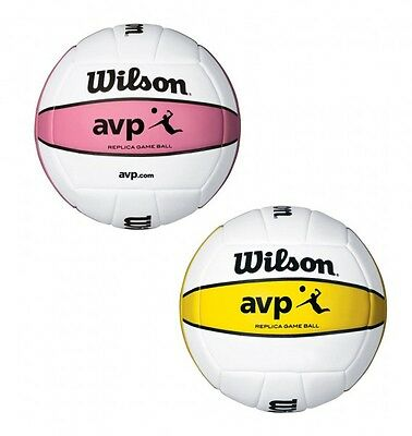 Wilson AVP Replica Volleyball Beachvolleyball Volley Ball
