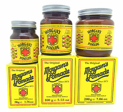 The original Morgan's pomade 50 g-100 g-200 g ***special price***