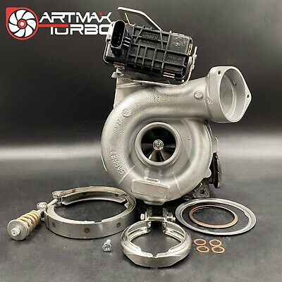 Turbolader BMW 730 dl (E65 / E66)  170 KW 231 PS 173 KW 235 PS 758351