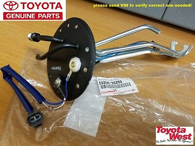 TOYOTA Pickup 92 95 22RE 3VZ 4WD Fuel Pump 22re fuel diagram search for wiring diagrams \u2022
