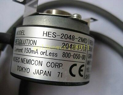 NEW NEMICON ENCODER HES-09-2D good in condition for industry