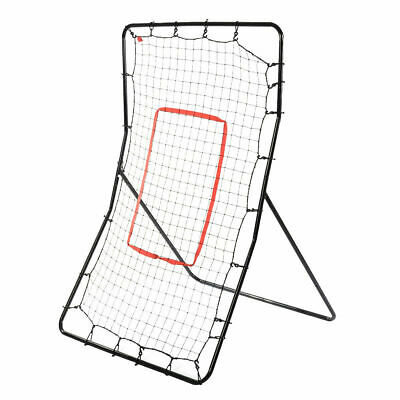 New Youth Pitching Return Baseball Training Net Pitchback Rebound Throwing Sport