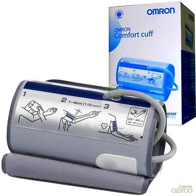 Omron Preformed Upper Arm Comfort Replacement Cuff For M6, M7, M10-IT and i-C10