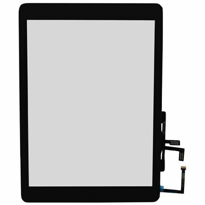 Screen Digitizer For Apple iPad Air Black Replacement Touch Front Glass Panel UK
