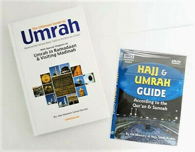 SPECIAL OFFER: The Ultimate Guide to Umrah with FREE Hajj & Umrah Guide DVD
