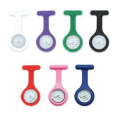Silicone Fob watches - various colours - 2 year Warranty