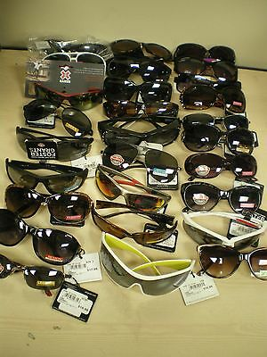 Foster Grant Sunglasses Wholesale Lot of 75, Assorted Styles FREE SHIPPING!