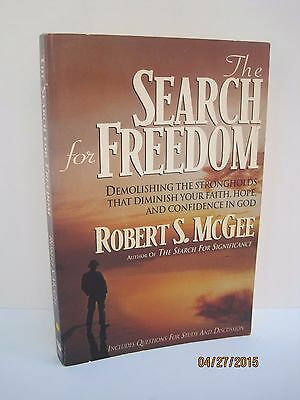 The Search for Freedom by Robert S. McGee