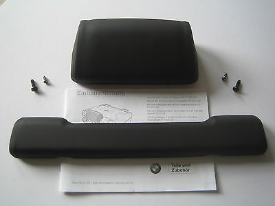 Original BMW Rückenpolster Vario Topcase R1200GS K25 backrest pads new Schienale
