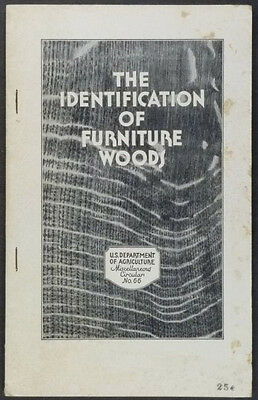Identify Traditional Furniture Woods - Identification of Cabinetmaking Wood