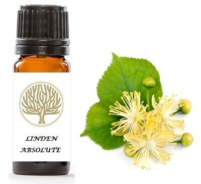 Therapeutic Grade 100% Pure Linden Absolute Oil