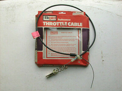 Renault 4 Throttle Cable