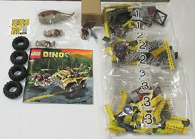 LEGO Dino Triceratops Trapper 5885 Dinosaur - New in Sealed Bags 100% - No Box