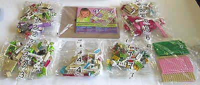 LEGO Friends Olivia's House 3315 Home New in Sealed Bags 100% - No Box