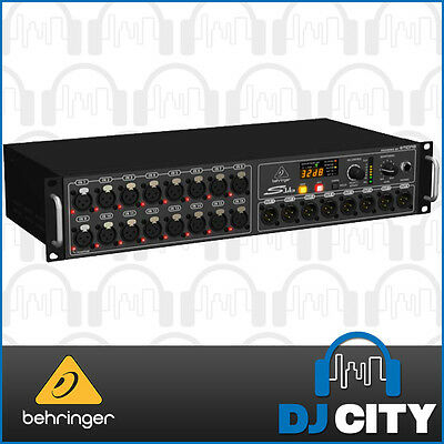 S16 Behringer Digital Snake FOH Digital Multi-core 16 Channel