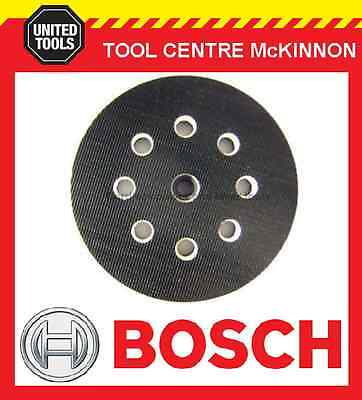2608601116 Bosch Hard Velcro Backing Pad for GEX 125//GEX 150 AVE Turbo