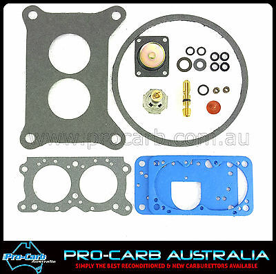 Holley 350 Carby Kit 2Bbl L7448 6221 4643 Carburettor Usa Quality Carb