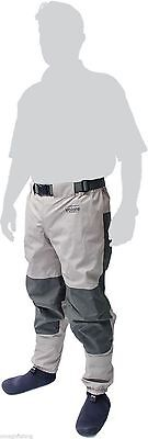 Leeda Volare Breathable Waist Waders*Sizes M-XXL*Trout Salmon Game Fly Fishing