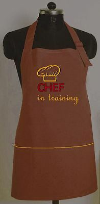 Solretail Graffiti Chef In Training Novelty Apron