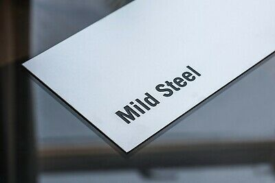 Mild Steel Sheet Plate  1.5mm 2mm 3mm & 5mm Thick