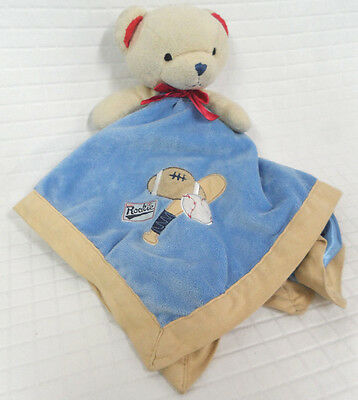 Carters Little Rookie Security Blanket NEW