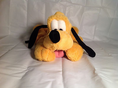 Disneyland Walt Disney World Stuffed Plush Pluto Dog