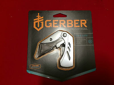Gerber EAB Lite Utility Razor Blade Money Clip Knife G0345 NEW, MUST HAVE