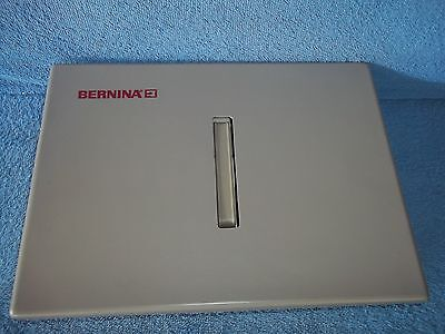 Bernina Sewing Machine Accessories Case with Tray & Feet Rack & Misc Items
