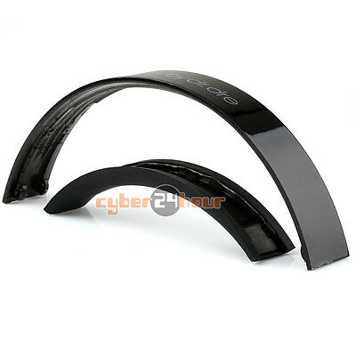 Black Headband + Cushion Pad Replacement for Beats by Dr Dre SOLO/HD Headphones