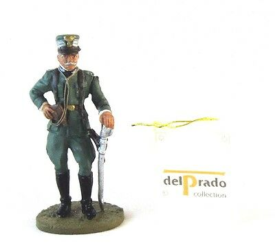 Italian Soldier Colonel 1914, Edicola 1/32,collector's Figure, High Quality, New