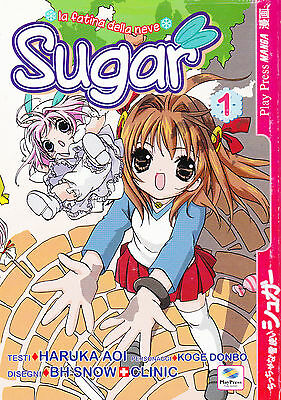 SUGAR n° 1 - ed. Play Press