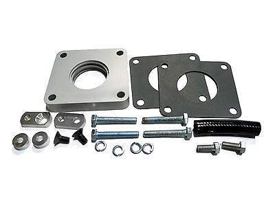 OBX Votex Power Flow Throttle Body Spacer Ford Mustang  88 To 93  V8 5.0L