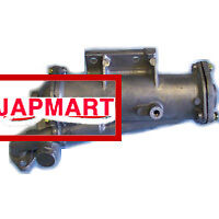 Mitsubishi/fuso Canter Fe439 1991-1995 Oil Cooler Assembly 2018Jma3