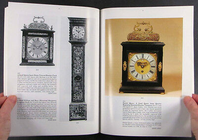 Book: ANTIQUE ENGLISH CLOCKS & FURNITURE @ THE REFECTORY, GODALMING in SURREY