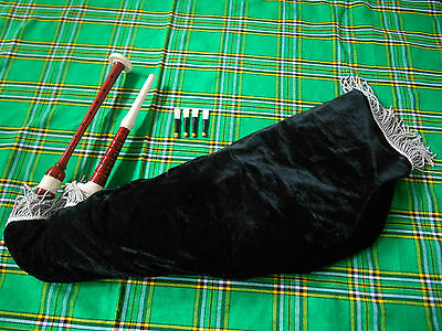 Goose Bagpipe Practice Set/Highland Bagpipe Goose Patrice Set with 4 Reeds