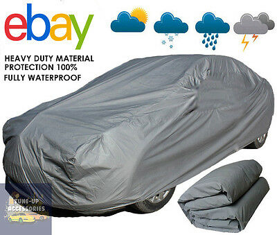 Bmw E93 3 Series Convertible Heavy Duty Deluxe Waterproof Car Cover L
