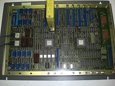 Fanuc A02B-0076-B501 Mother Board with PC Cassette -1988