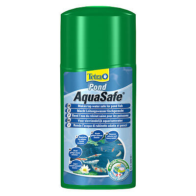 TetraPond AquaSafe (Tap Water Conditioner)