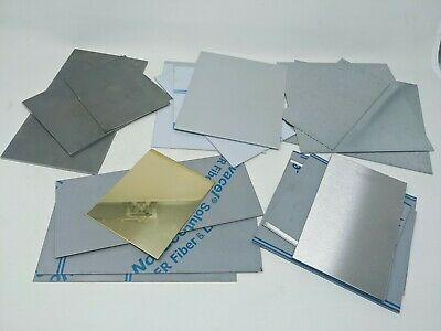 Sheet Metal/Plate Offcuts/Scrap various materials