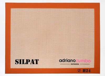 Silpat Non-Stick Silicone Baking Mat Zumbo Silicon Bakeware Worldwide Free S/H