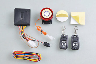 ASIA Motorcycle Motorbike Scooter Anti-theft Security Alarm System For Yamaha
