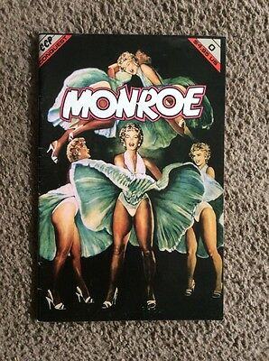 Marilyn Monroe Collectable Comic Book
