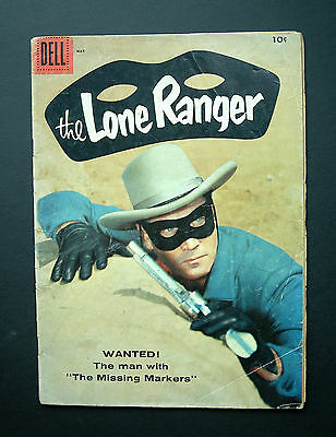 The Lone Ranger - Dell comic May 1958 Volume 1 No. 119