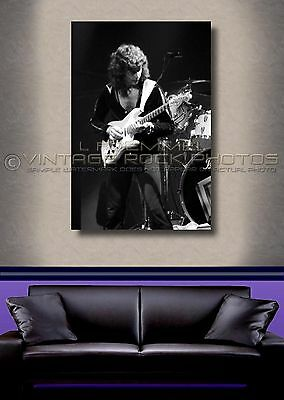 Ritchie Blackmore Deep Purple Poster Photo 20x30 in Live 70's Concert Print L20