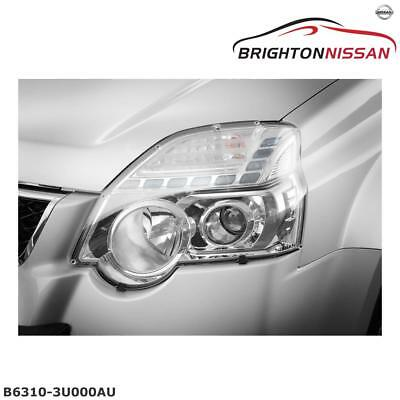 New Genuine Nissan T31 X-Trail Headlight Protector Set B63103U000AU RRP $109