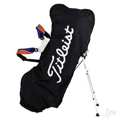 Titleist Japan SRC11 Golf Caddy Bag Case Rain Cover for Stand Type Black