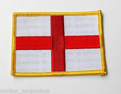 United Kingdom Great Britain British England English Embroidered Patch 3 Inches