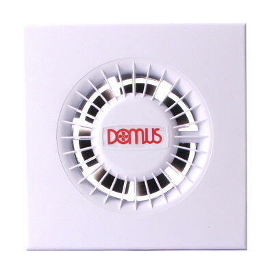 """Silavent 100mm 4"""" Run On Timer Bathroom Extractor Fan SDF100TB ceiling or wall"""