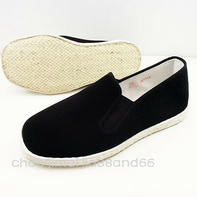 China Kung Fu Martial arts Bruce Lee Training Slippers Trainers Shoes Size 35-50