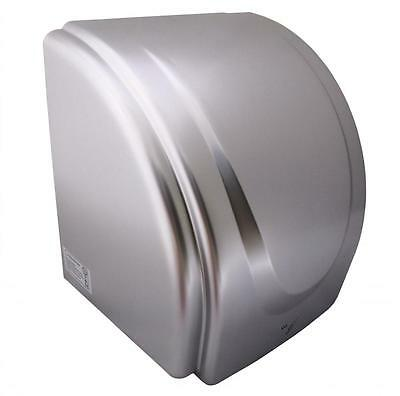T2300s ABS SILVER Electric Auto Automatic Warm Air Hand Dryer plastic drier